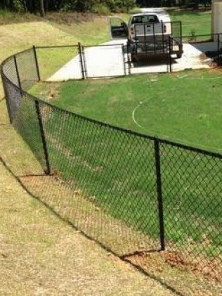 Chain-link fencing in Phenix City, AL